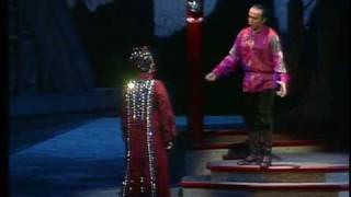 "Puccini:Turandot - Eva Marton & Jose Carreras/ Final love duet -""Principessa di Morte"" - Part 1/3"