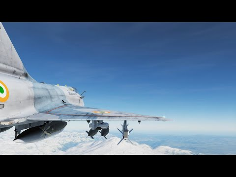 Indian airforce Bombing operation VS PAF interceptors Kargil war