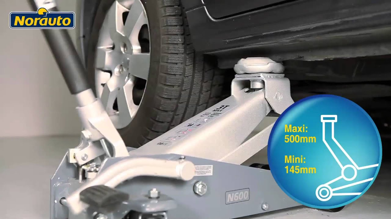 Cric N600 Norauto Disponible Sur Norauto Fr By Norauto France