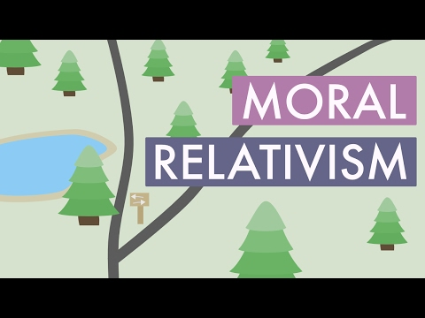 "There Are No ""Correct"" Morals - Moral Relativism"