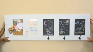 Feeling Crafty? Cool Door Project