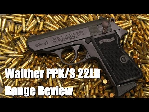 Walther PPK/S 22LR Reviewed