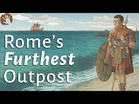 Rome's Furthest Outpost (It's Not Scotland!)