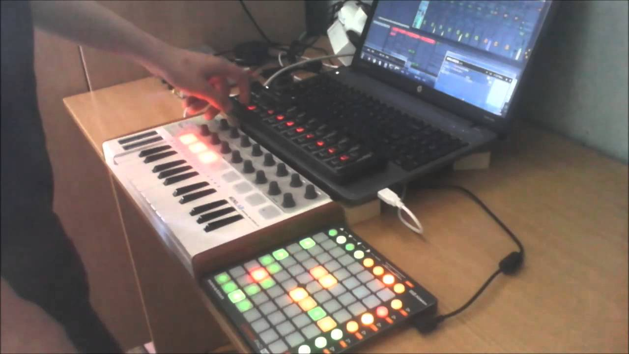 how to make a house track in ableton live 9