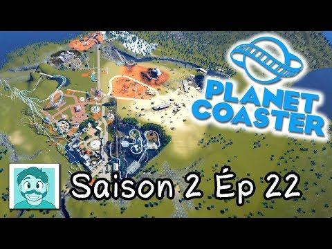 Orphelinat et Double Ferries - Planet Coaster Saison 2 Ép 22