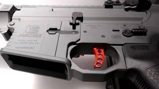 CRW介紹EMG x FCC Salient Arms GRY M4 TW system