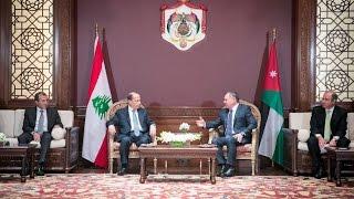 الأردن تحذر لبنان من ضربة إسرائيلية قريبة..ماذا قال الملك الاردني للرئيس اللبناني؟-تفاصيل