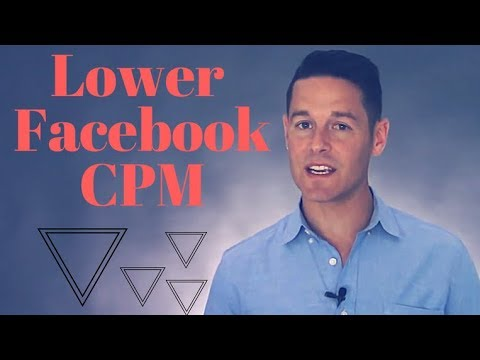 How To Lower Facebook CPM Costs And Get More Sales