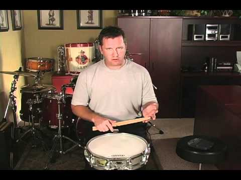 a fresh approach to snare drum lesson 6 d rudimental etude youtube. Black Bedroom Furniture Sets. Home Design Ideas