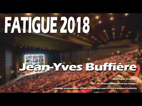Jean-Yves Buffière, INSA Lyon (France)