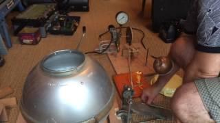 Miniatures et Moulinettes // Prototype moulinette à rythme