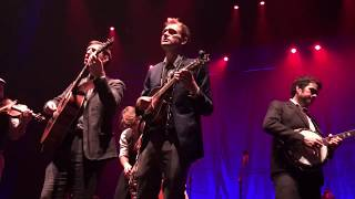 """Punch Brothers: """"Familiarity"""" (Up Close Acoustic Encore!!) 8/24/18 The Theatre At Ace Hotel"""