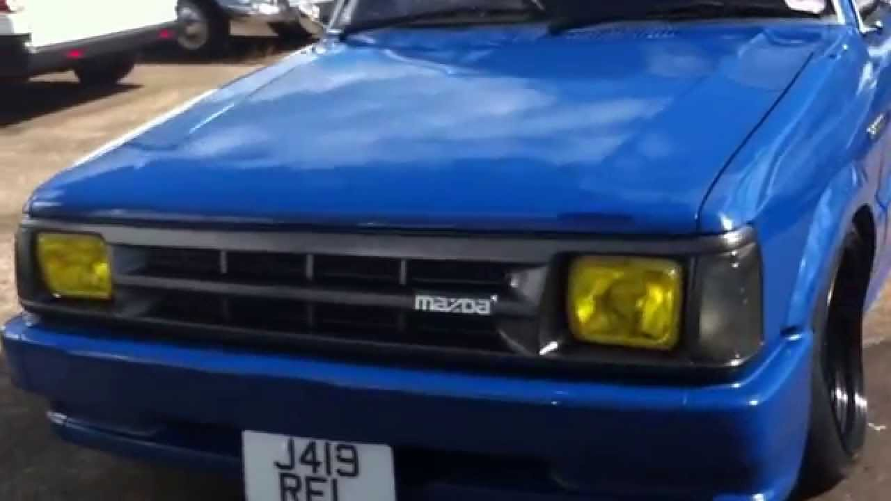 small resolution of 88 mazda b2200 mini truck