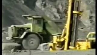 Rouergue (F) 1992 - Cava di talco e miniera di ferro