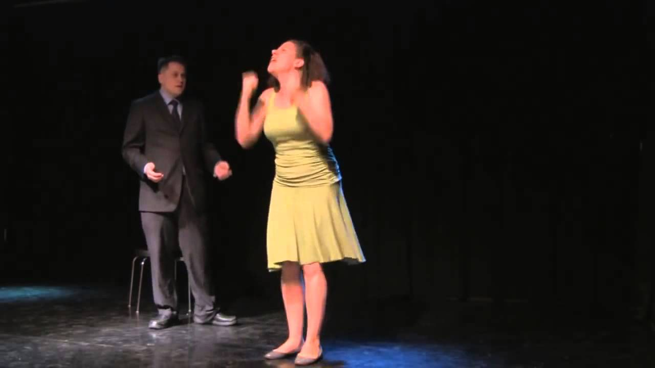 Much ado about sex show
