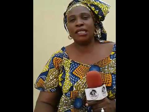 Ida Gaye Joof wife of former Gambian Ambassador to UK speaks to Tambambalu