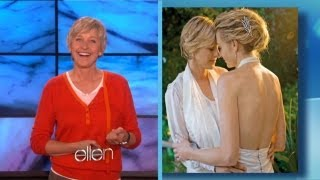 Memorable Moment: Ellen's Wedding Monologue! thumbnail