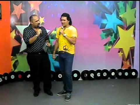 Só No Vinil Na TV  15  04   Apresentação Hugo Tupã O Cigano