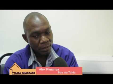 """Taasa Amakaago: """"Sibulwangako mulimu"""" (Alex Kimanya Bba wa Tahia)"""
