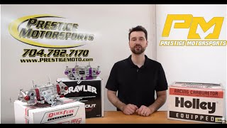 Brawler Race 750 Holds Own Against Quick Fuel Q-750 and Holley Track Warrior