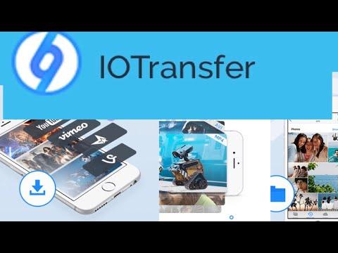 شرح برنامج iotransfer 3 لإدارة اجهزة ابل, جارٍ معالجة الفيديو...