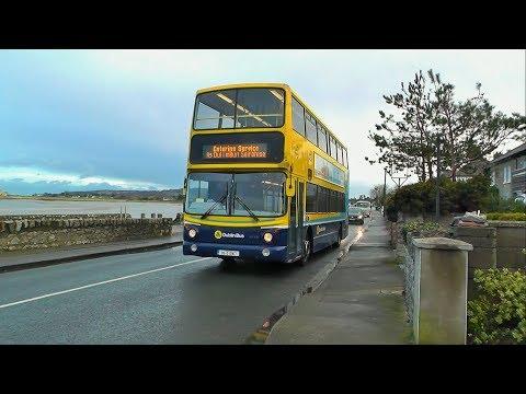 Travelling Onboard Dublin Bus Volvo B7TL Alexander Dennis ALX400 No. 'AV417'