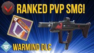 RANKED PVP EXCLUSIVE SMG! - WARMIND DLC - DESTINY 2 - IMMINENT STORM