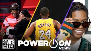 LA Mourns The Loss Of Kobe Bryant + Nipsey Hussle Wins 2 Posthumous Grammys
