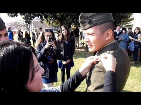 Marine Officer Candidate Course 223 Graduation (Nov 2016)