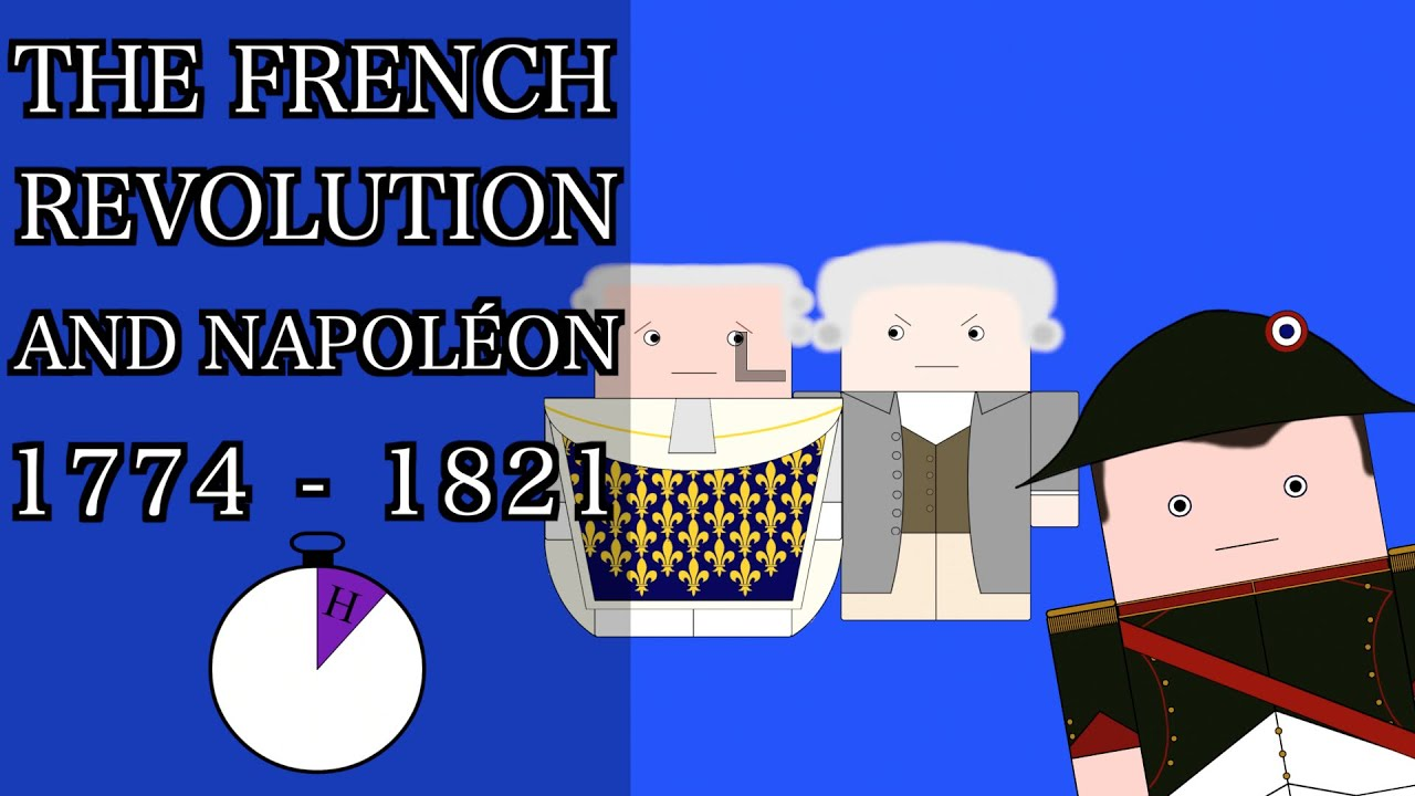 Kaiser Bonaparte Tapijt Ten Minute History The French Revolution And Napoleon Short Documentary