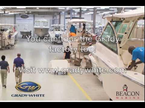 Grady-White Boats Factory Tour