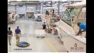 Grady-White Boats Factory Tour