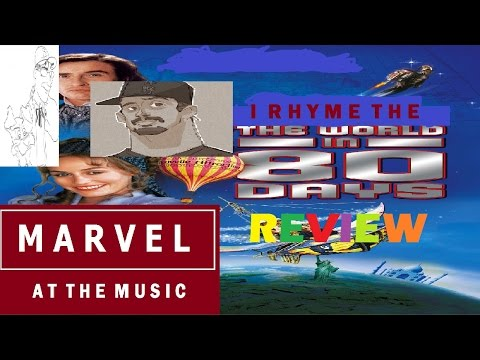 MARVEL AT THE MUSIC: I Rhyme The World In 80 Days by Big Kish REVIEW