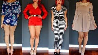Shopping Haul + Outfit Ideas - Beach Bash, Sammy Dress, Chic Nova, Choies