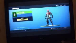 Getting job well done emote in Fortnite battle royale