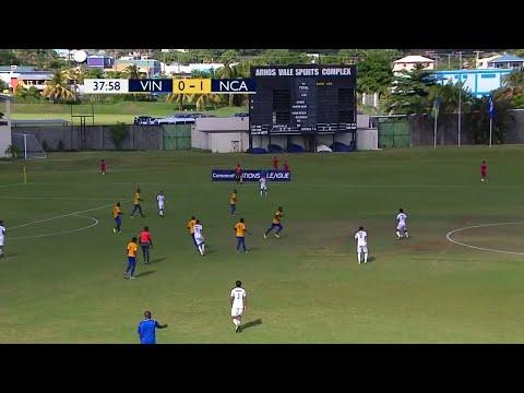 39´ Gol Nicaragua!