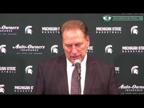 Michigan State 86 Nebraska 57: Tom Izzo