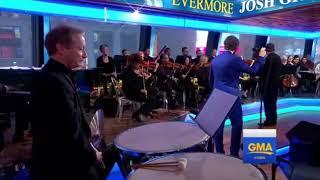 Josh Groban _ Evermore live