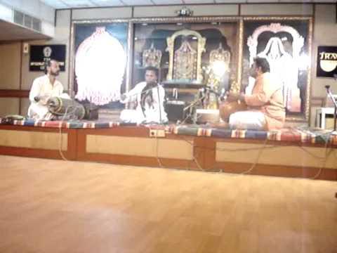 Live Concert @ TTD centre, Chennai