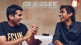 Aravind SA and Alexander Babu Together on a live 3 years back | Neyar Viruppam | Throwback