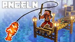 Angeln, alles was du wissen musst 🐟 Minecraft Tipps & Tricks | Minecraft 1.14 Lets Play deutsch