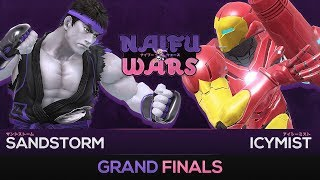 Grand finals of Naifu Wars #10! This event had 126 entrants. Full r...