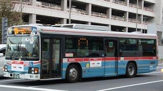 羽田京急バス 羽田空港無料巡回バス  Haneda Airport free of charge patrol bus