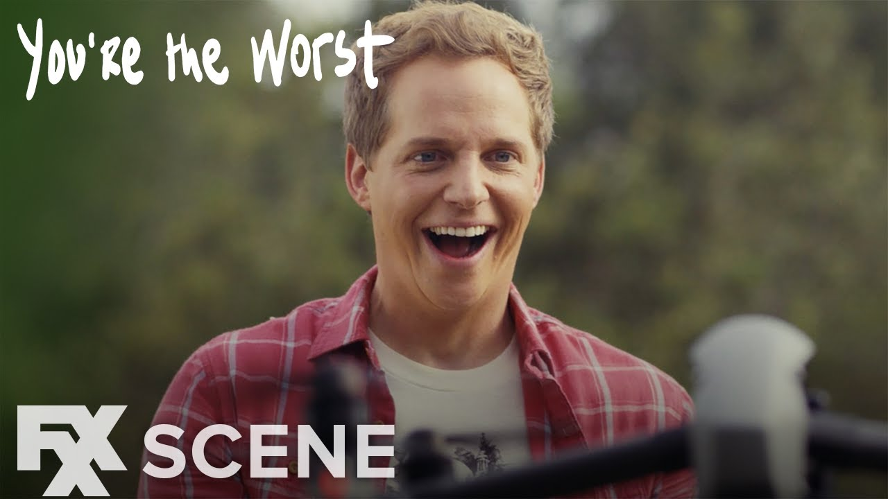Download You're The Worst | Season 5 Ep. 4: Jimmy and The Drone Scene | FXX