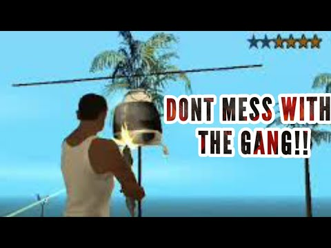 TRYING TO SURVIVE A RAMPAGE...(Part 1) | GTA SA