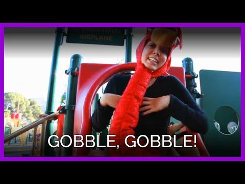 Gobble Gobble -- Go Vegan