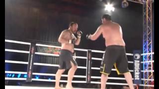 MMA / SUPERIOR FC: Alexander Petrajtis vs David Shvelidze /Tournament 2012 Part III