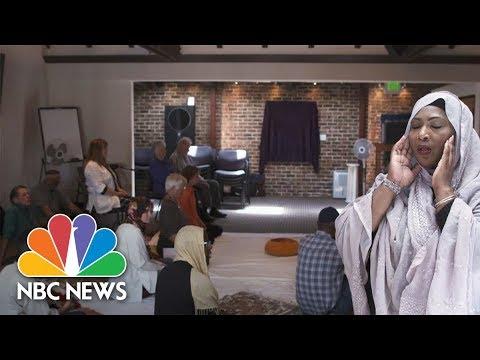Women Lead Prayer For Men In This California Mosque | NBC News