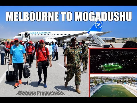 From Melbourne to Mogadishu  - A trip of a lifetime