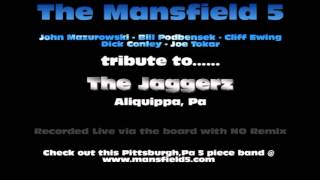 The Mansfield 5 Tribute to The Jaggerz